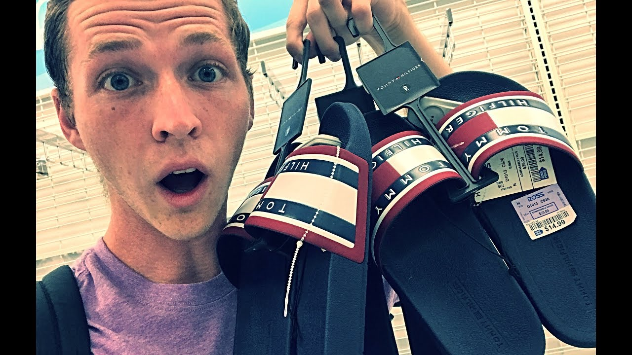 Trip To ROSS #1 Back to School Shopping! Tommy Hilfiger! GUESS?!