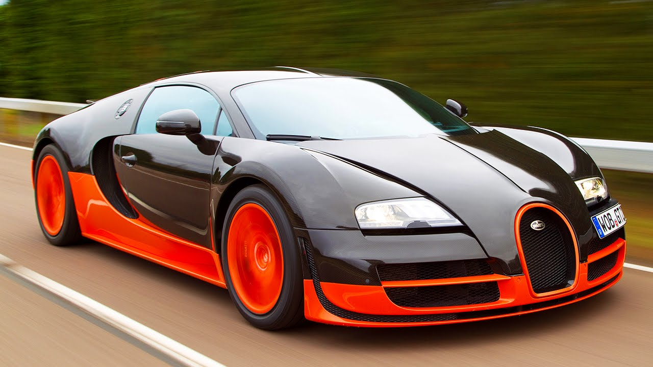 Worlds fastest car on earth