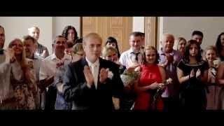 Свадебный клип Kirill+Olga Minsk (Video by Anton Vasilevich)