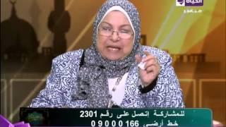 بالفيديو.. سعاد صالح عن مطلقة تحرم أهل مطلقها من رؤيه نجله: «صنف مش متربي»