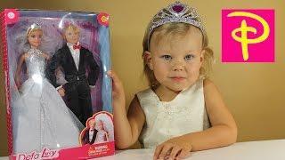 Свадебная Вечеринка Барби И Кена Wedding Party Barbie & Ken
