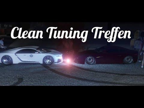 GTA 5 ONLINE | #158 TUNING TREFFEN / Clean Optic