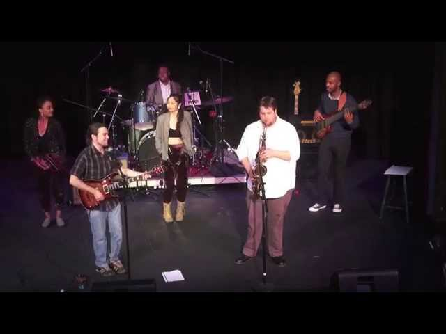 Too Much To Love 'Live @ Irvington Town Hall Theater'