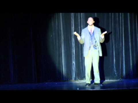 Kedrick Brown as Langston Hughes