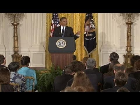 The Conversation: Insights From Obama's Press Conference