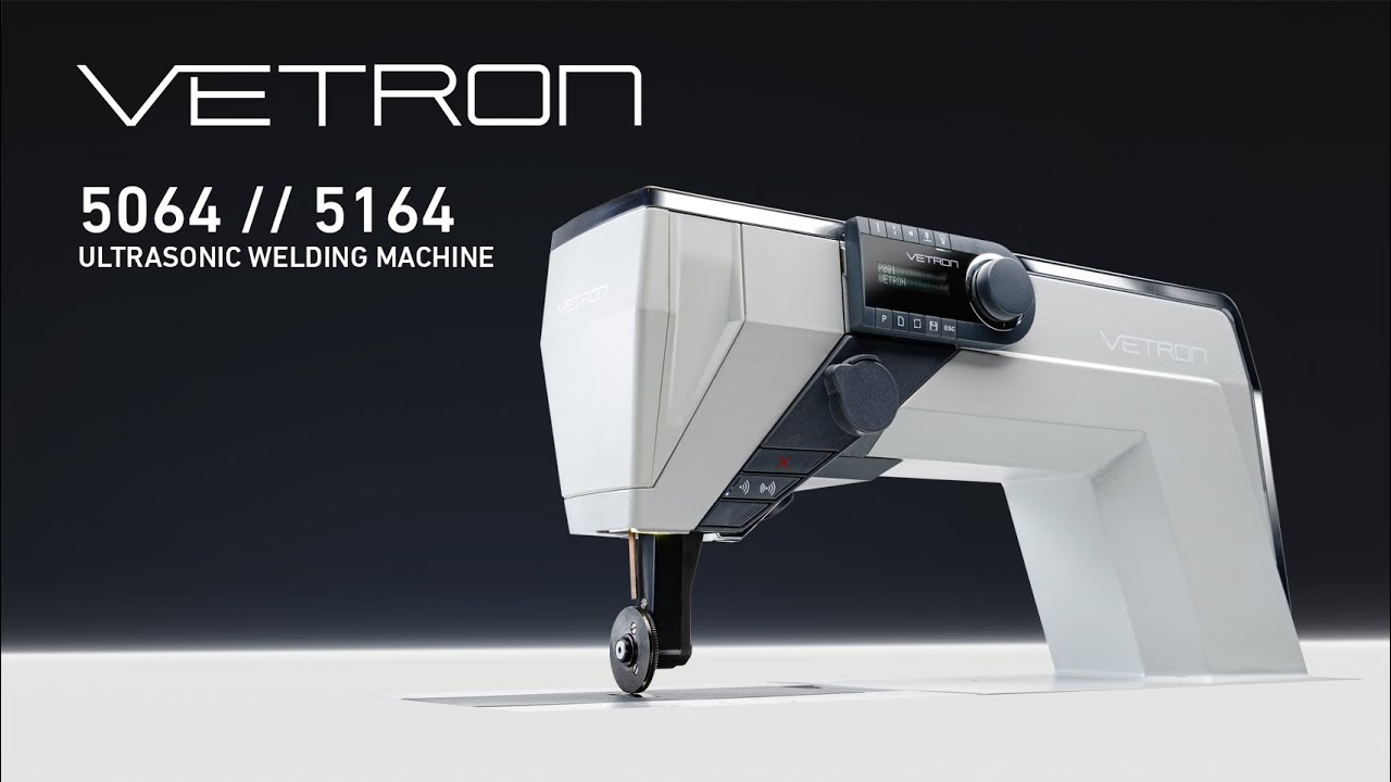 VETRON 5064//5164 Ultrasonic Welding Machine