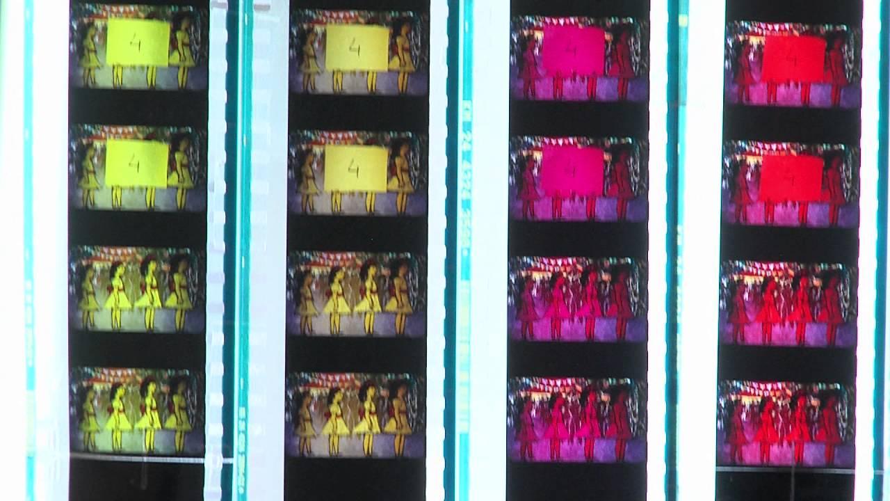 Centre National du Cinéma : valoriser les collections (3/5)