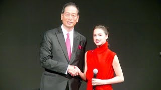 J-Beauty・SHISEIDOがアリーナ・ザギトワ選手を大使に、和の要素のMake-Upで世界選へ アリーナ・ザギトワ 動画 28