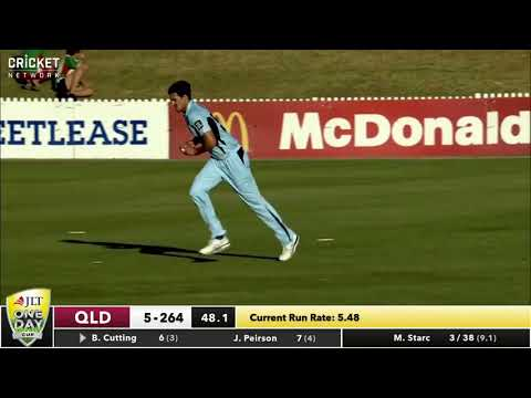 Queensland v New South Wales - JLT Cup 2017