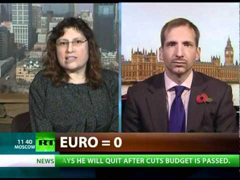 CrossTalk on Euro: Financial Fiasco?