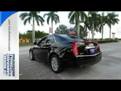 Cadillac CTS Sedan Sunrise FL Miami FL GW SOLD YouTube - Ed morse sawgrass car show