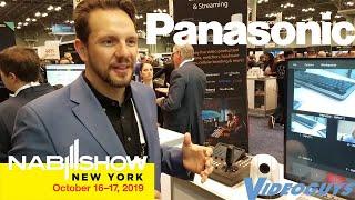 Panasonic at NAB New York 2019