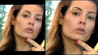 Σπίτι Μου Σπιτάκι Μου | Sexy γυαλάδες στο πρόσωπο από τη Μαρία Κορινθίου