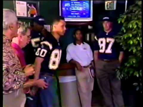 1996 NFL draft, San Diego