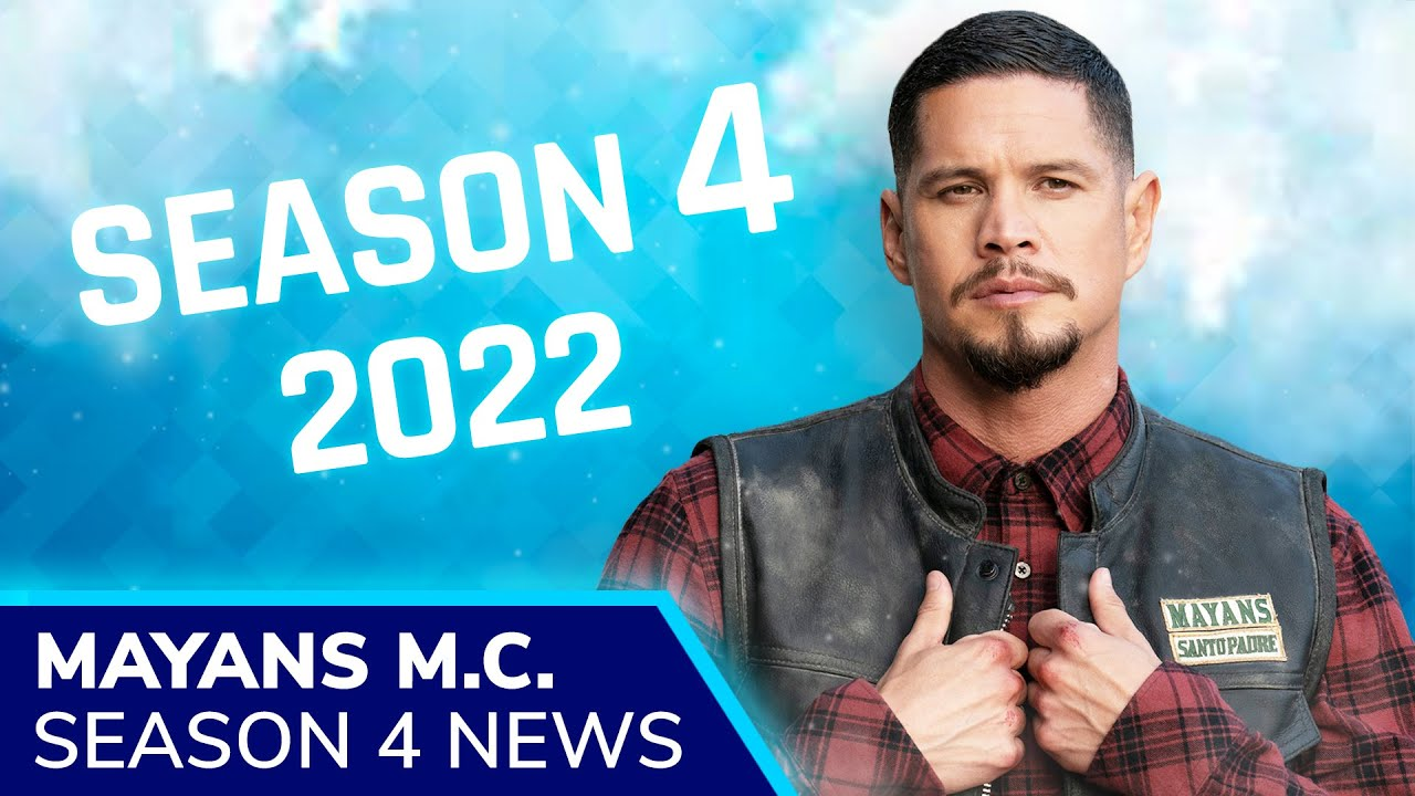 Download MAYANS M.C. Season 4 Release Set for 2022 by FX; JD Pardo Returns as Ezekiel 'EZ' Reyes