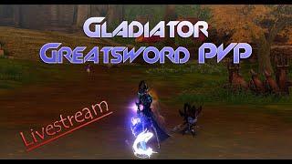 Aion 6.2 - Sita Form Gladiator Greatsword Pvp Livestream