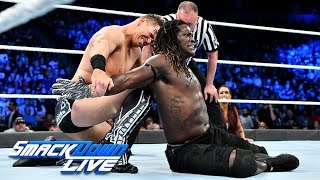 R-Truth vs. The Miz: SmackDown LIVE, Sept. 25, 2018