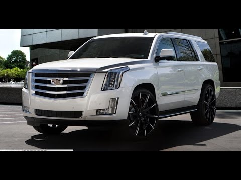 Cadillac Escalade luxury - Why you should drive this car!
