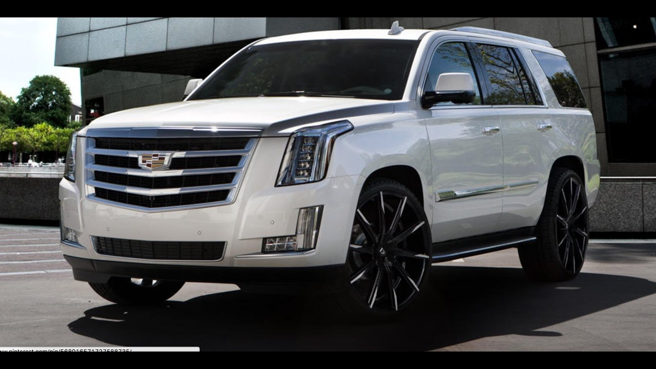 2017 Cadillac Escalade luxury - Why you should drive this car! - YouTube