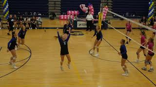 Lake Norman @ South Iredell High School Volleyball