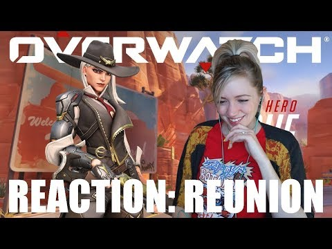 REACTION: REUNION | OVERWATCH BLIZZCON 2018 | TradeChat