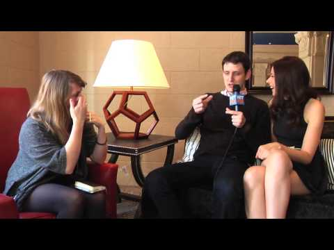 Silicon Valley's Zach Woods and Amanda Crew get nerdy at SXSW 2014