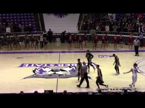 Woods Cross High School vs Hillcrest - 2-29-2016 - Varsity Basketball