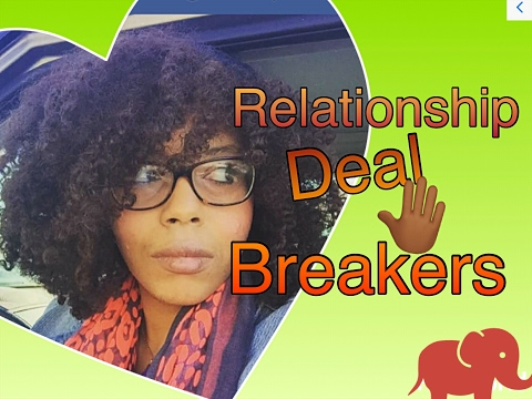 dating deal breakers list