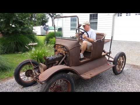 Thumbnail: Model T Ford Starts after 60+ years