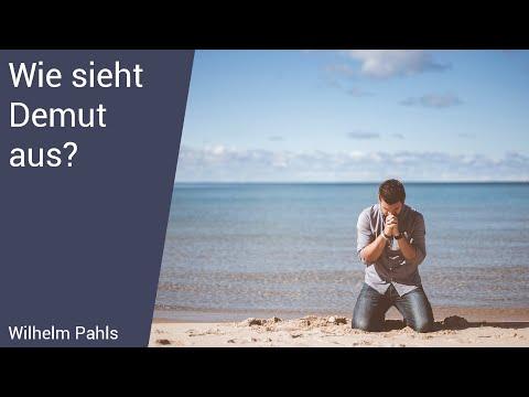 Dem Demütigen gibt Gott Gnade (Naemann) – Wilhelm Pahls