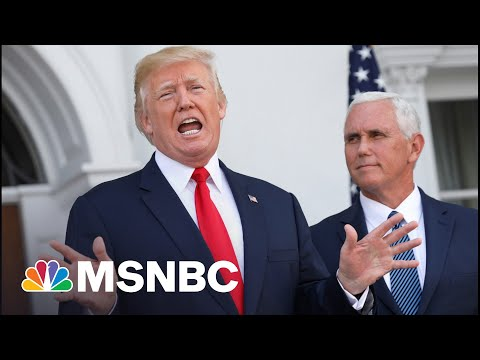 Pence Won't Call Out Trump In First Capitol Riot Comments