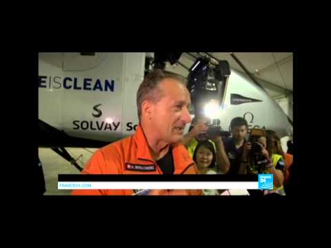 Solar Impulse 2 to start historic trip around the world