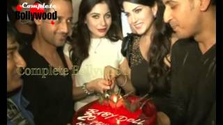 Sunny Leone, Ekta Kapoor celebrate 'Baby Doll' success with Meet Bros Anjjan 2