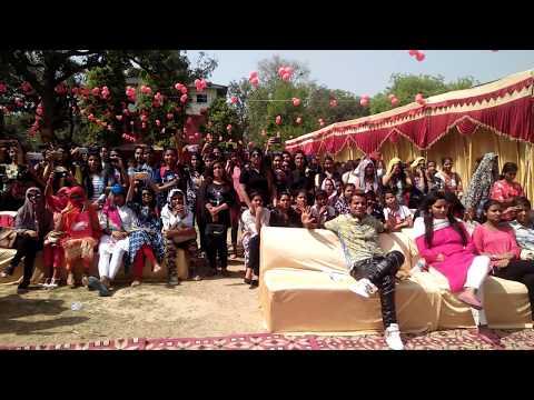 group dance performance  -judge panel -  rks Amit Verma - rks rudraksh events planner --
