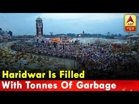 After Kanwar Yatra, Haridwar is filled with tonnes of garbage