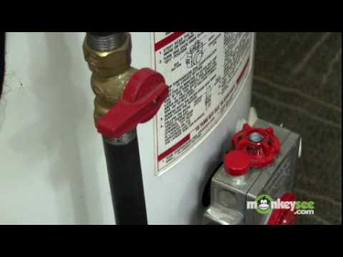 Water Heater Maintenance - Water Leaks