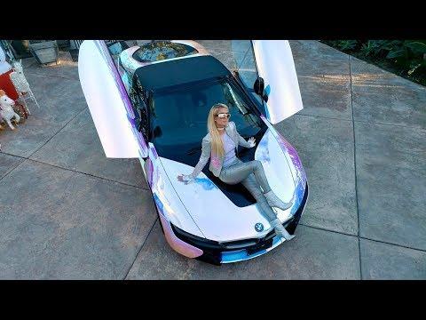 Paris Hilton Pimps Her Ride