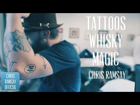 Chris Ramsay // Street Magic (Inked up!)