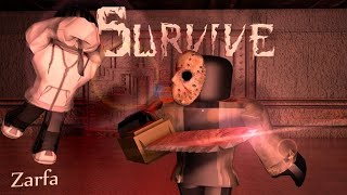 Проходим Survive And Kill The Killers In Area 51