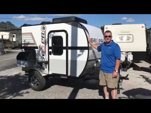 Top 11 Ultra-Lightweight Travel Trailers Under 2,000 lbs - Crow Survival