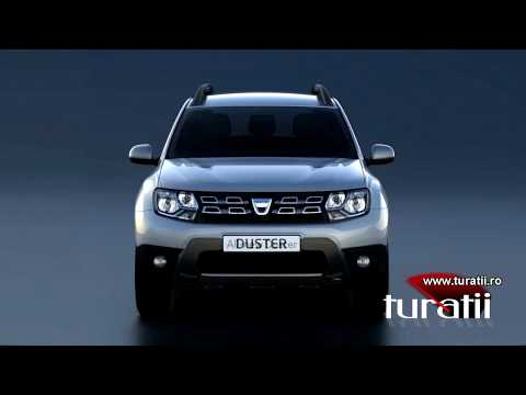 International launch of new Dacia Duster, press conference, Greece, 2017