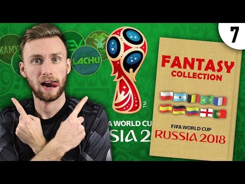 FANTASY COLLECTION #7 | WORLD CUP 2018