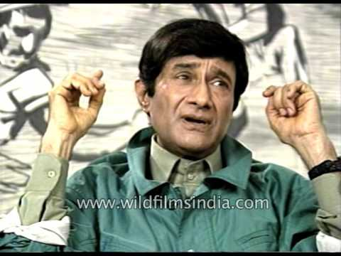 Dev Anand, Indian film actor on his own popularity, Jewel Thief and 'Raat Akeli hein' song