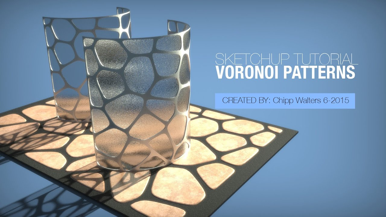 Voronoi Architecture Design