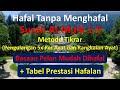 Hafal Tanpa Menghafal Surah Al-Mulk Ayat 1-5 | Metode Tikrar Part 1/6