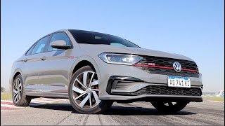 Volkswagen Vento (Jetta) GLI - Test - Matías Antico