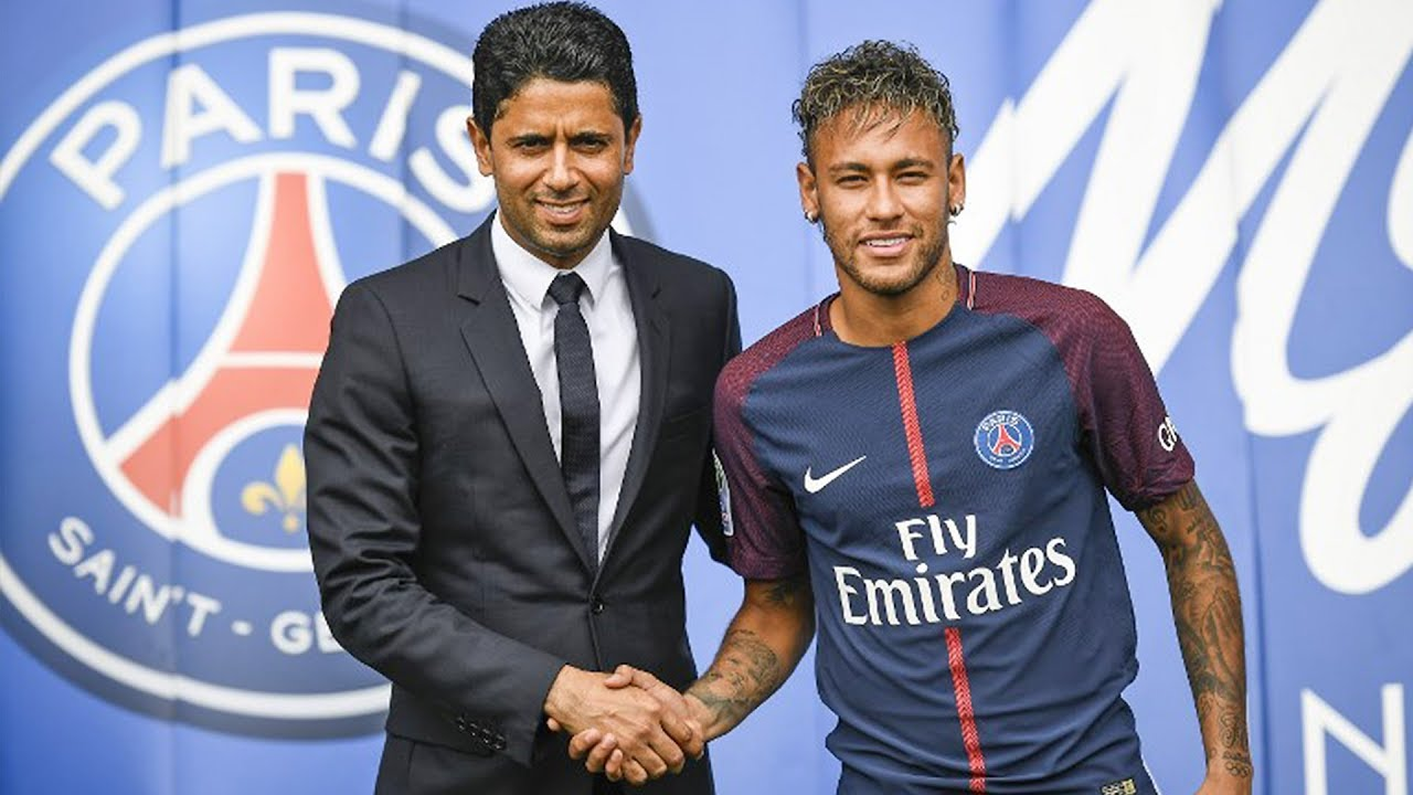 Neymar Welcome To PSG! Confirmed Summer Transfers 2017 ft. Neymar, Mbappe, Lukaku