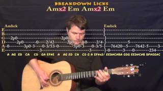 Carry On Our Wayward Son (Kansas) Guitar Lesson Chord Chart