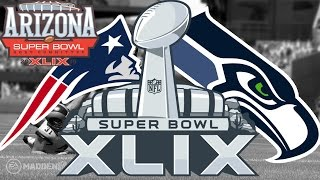 [Odine] NFL Madden 13 - Super Bowl XLIX 2015 (X360)