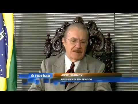 Kennedy Alencar entrevista José Sarney - Bloco 2
